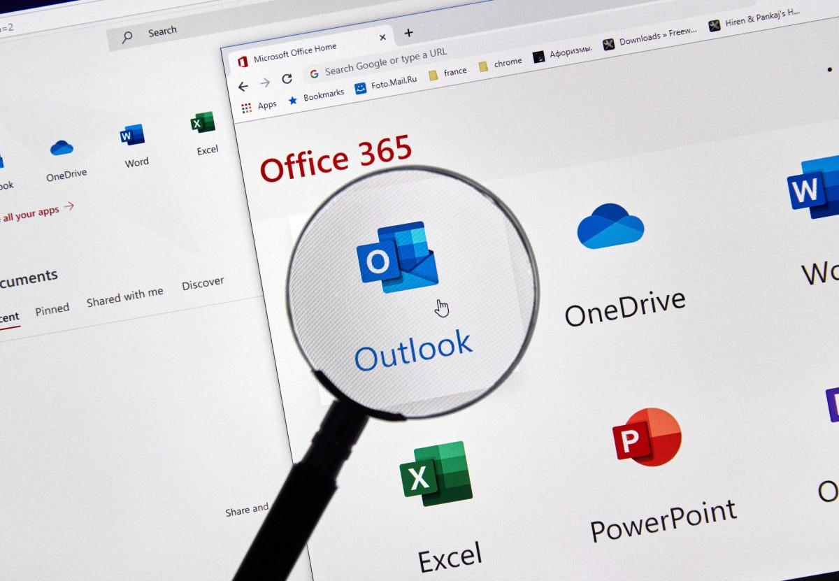 Outlook: Persönliche Emails farblich kennzeichnen