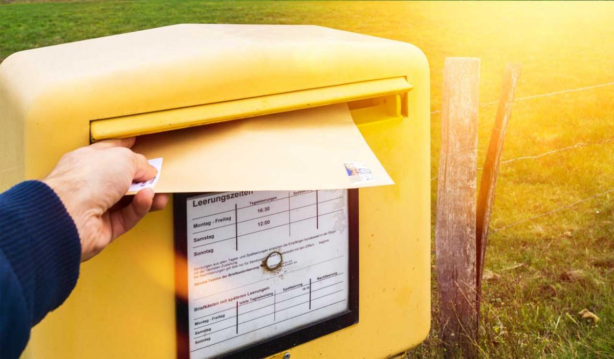 DIN Brief: DIN 5008 - Datum, Bezugszeichenzeile und Informationsblock