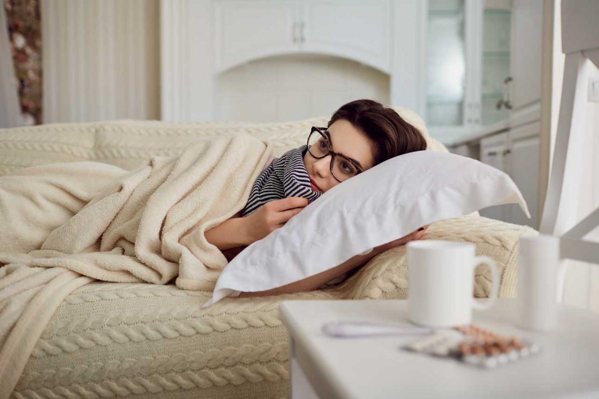Homöopathie bei Grippe: Besondere Symptome