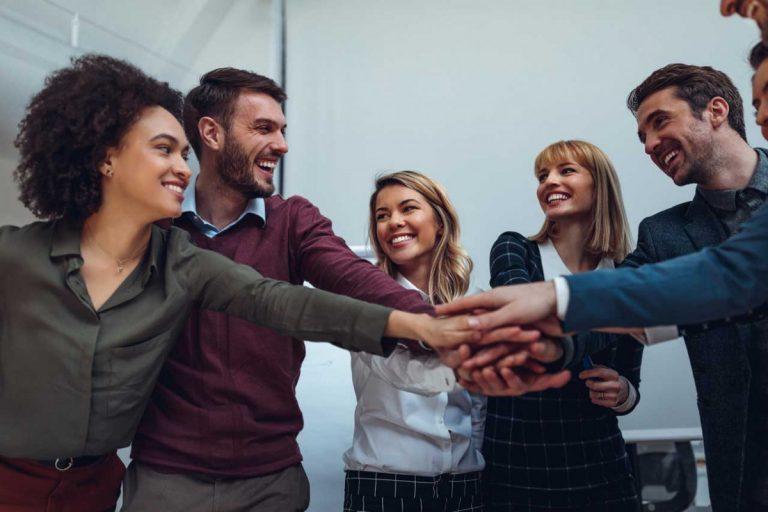 Wie unterstützen Mitarbeiter die Strategie?