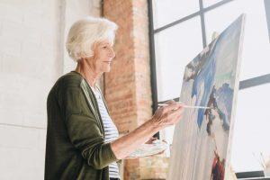 Demenz: Kreativität und Spiritualität für uns und die Kranken