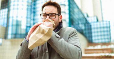 Panikattacken: Stress für Körper und Seele