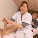Krampfadern: Erfolgreiche Behandlung
