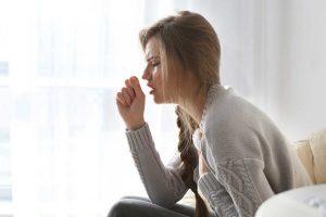 Husten ist eine häufige Begleiterscheinung bei Grippe und Erkältungskrankheiten
