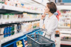Rückenschmerzen vermeiden: Die richtige Balance beim Einkaufen