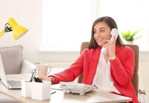 Sekretärin & Schreibtischschublade: Was man vorrätig haben sollte
