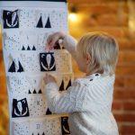 Adventskalender selber basteln – so freut sich die Familie gemeinsam auf Weihnachten