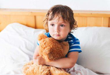 Homöopathie bei Mutter und Kind: Bettnässen