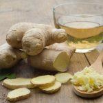 Ingwertee hilft bei Erkältung und grippalen Infekten