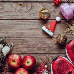 Bleiben Sie schlank an Weihnachten