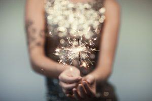Neujahrswünsche geschäftlich: Ein klassisches Muster