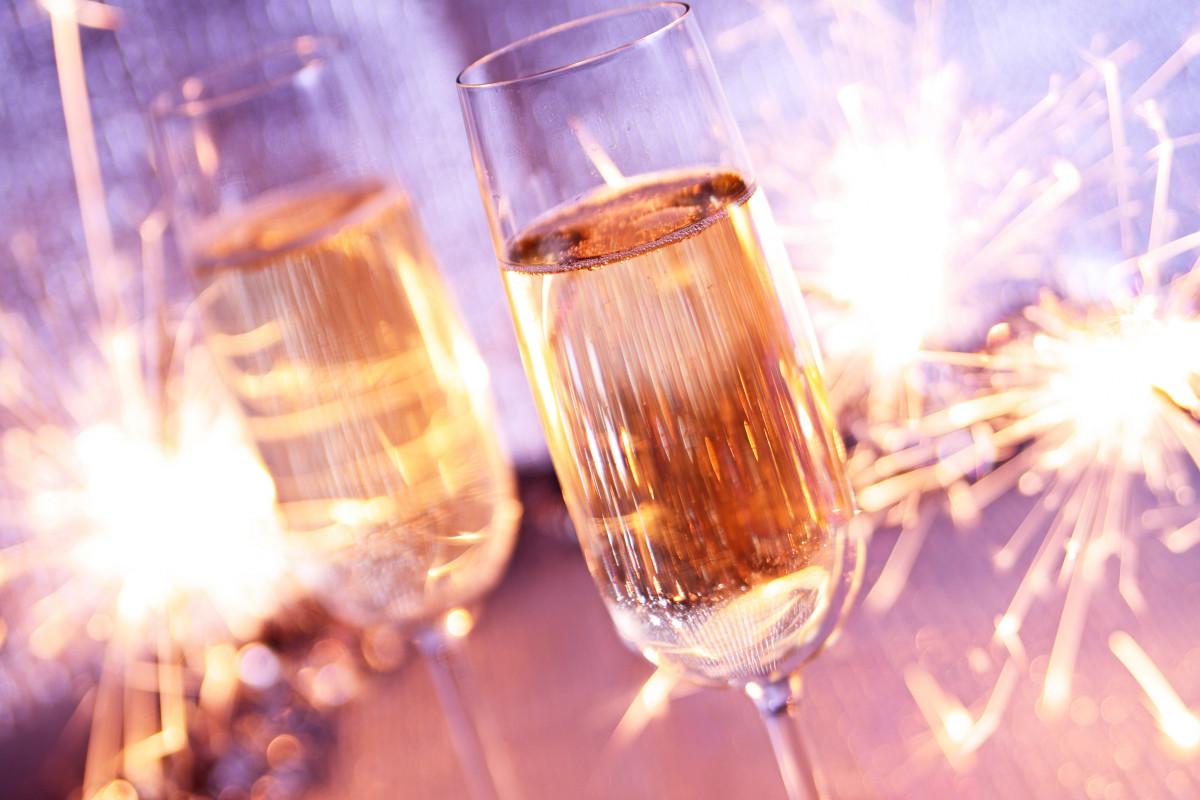 Persönliche Neujahrsgrüße auf Französisch: Bonne année!