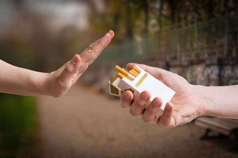 Wie reagiert Ihr Körper, wenn Sie mit dem Rauchen aufhören?