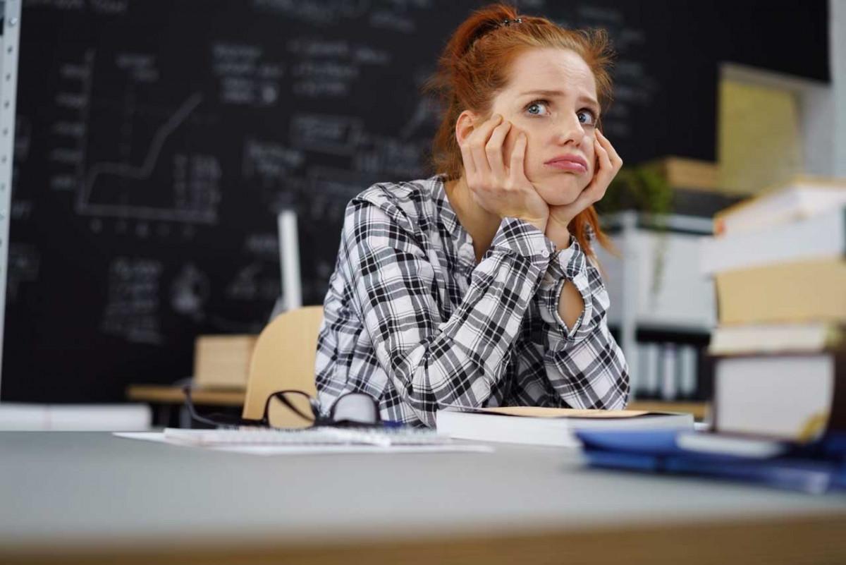 Schlechter Tag: Daraus muss kein Stress entstehen