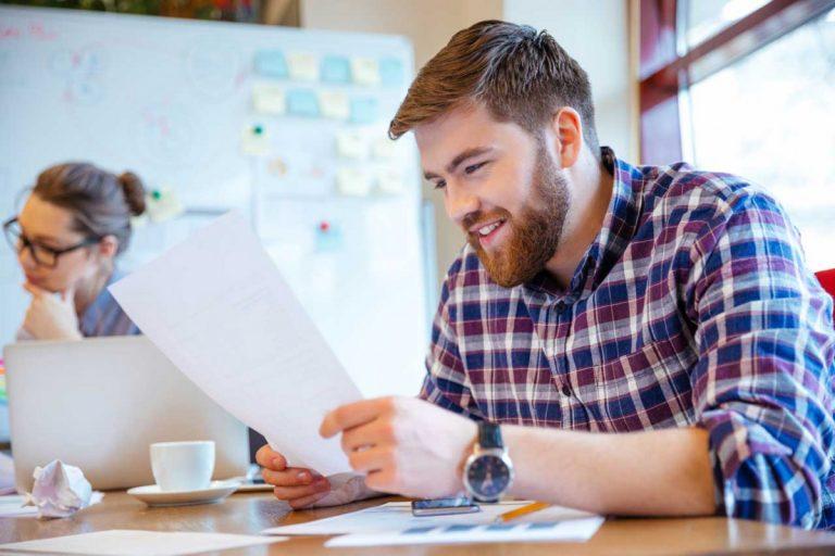 DIN Brief: DIN 5008 Briefschluss - Gruß, Unterzeichner, Anlage