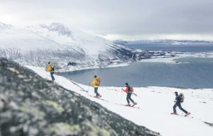 Zum Wintersport nach Norwegen