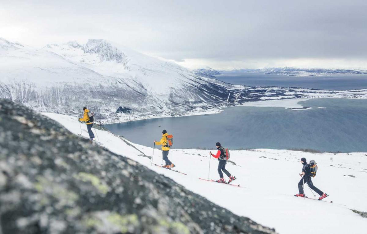 Zum Wintersport nach Norwegen