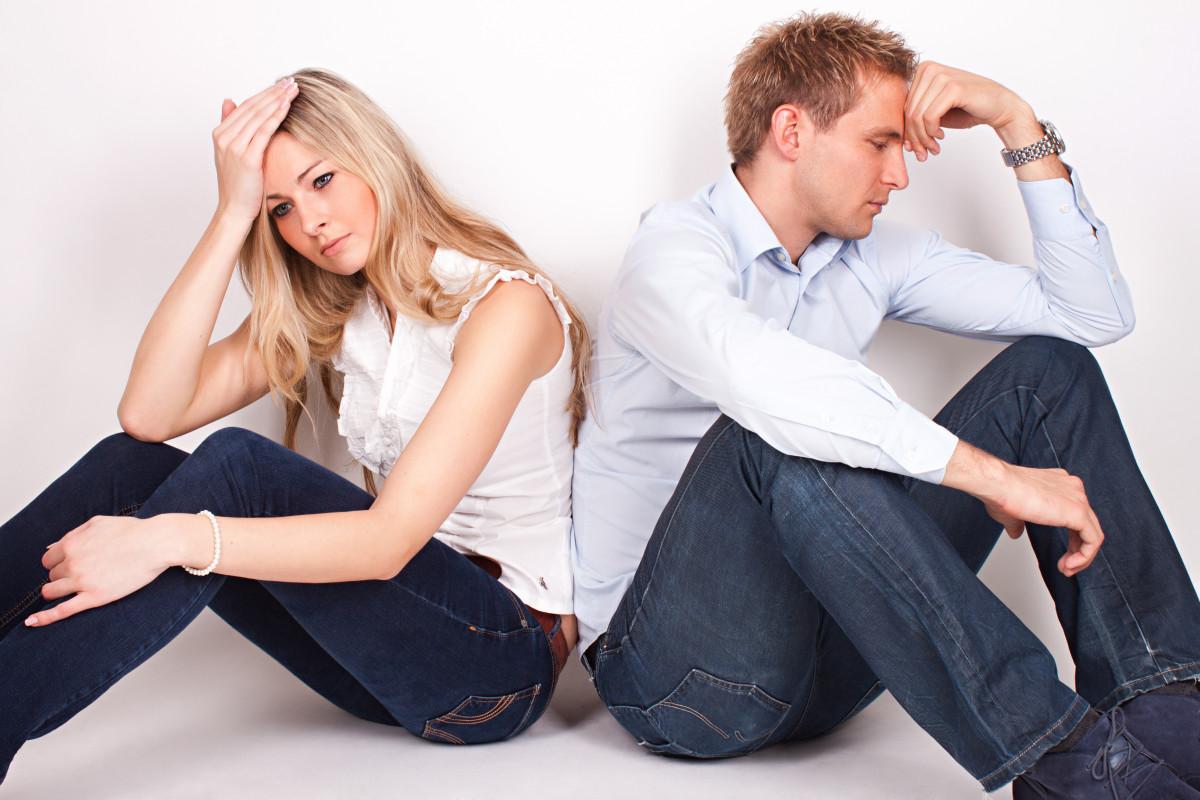 Beziehung beenden: So reduzieren Sie Stress, wenn Sie Schluss machen wollen