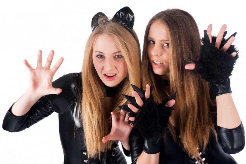 Kostume Selber Machen Katzenkostum
