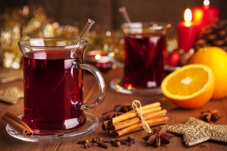 Weihnachten: Rezepte für Gløgg, Pfeffernüsse und Lebkuchenplätzchen