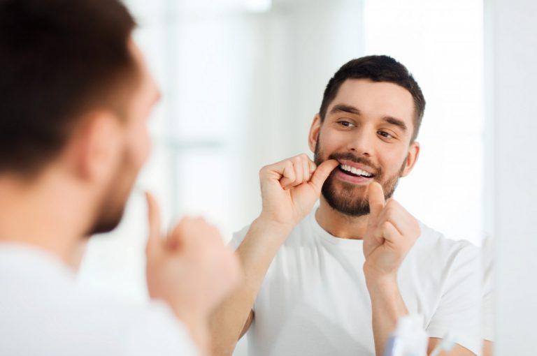 Den Zahnzwischenraum pflegen