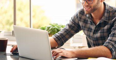 Arbeit am Computer: Pausen und Erholung