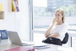 Ernährung bei der Arbeit: Snacks - klein aber oho