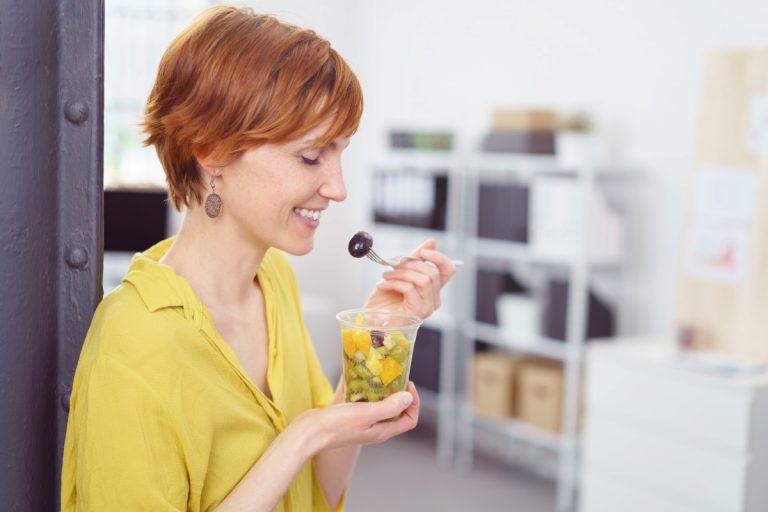 Herzgesund arbeiten: Gesunde Ernährung in der Mittagspause