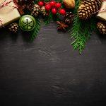 Persönliche Weihnachtsgrüße auf Französisch