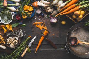 Mit gesunder Ernährung fit durch den Winter