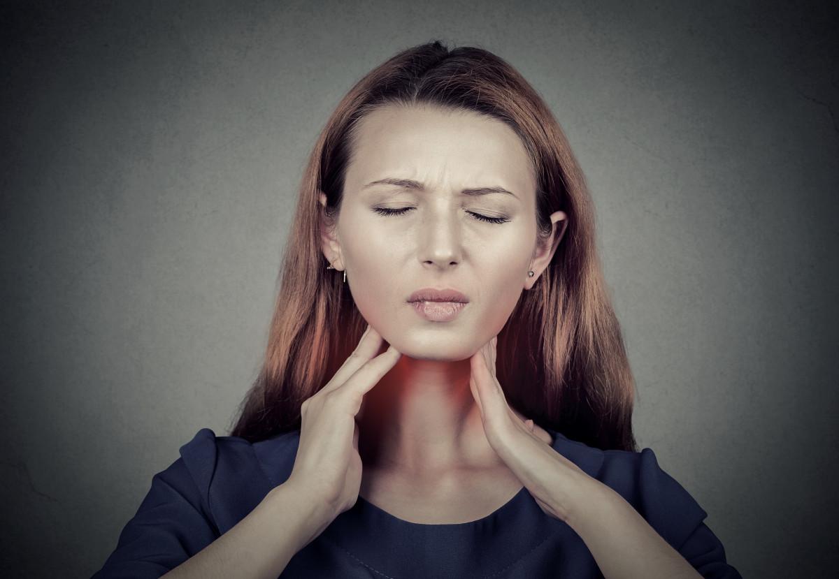 Mandelentzündung mit Apis mellifica behandeln
