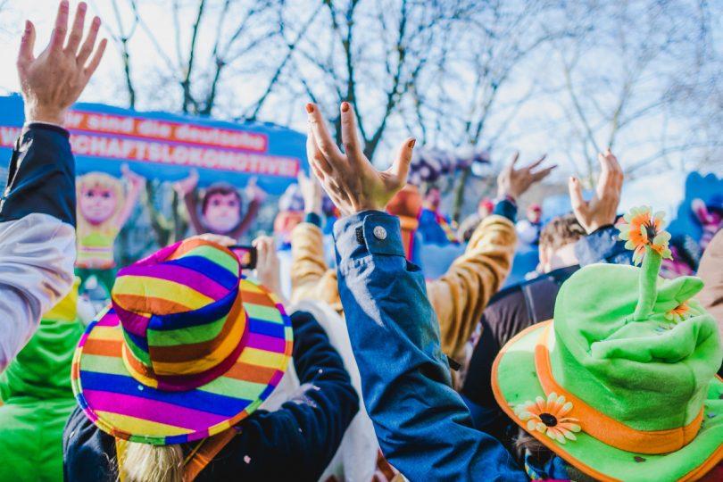 Karneval Oder Fasching Lustige Tage Mit Langer Geschichte