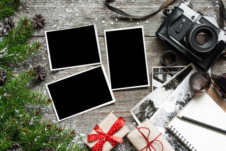 So gestalten Sie Ihren individuellen Foto-Weihnachtsschmuck, Foto Weihnachtskugeln und Co.