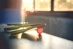 Erfolgreich Doppel spielen im Tischtennis