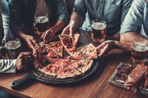 Tischdeko: Ideen für Ihre Pizza Party (Teil 3)