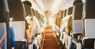 Kennen Sie die Sicherheitsanweisungen im Flugzeug?