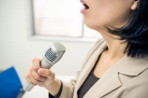 Stimmtraining: So machen Sie Ihre Stimme fit für den Auftritt
