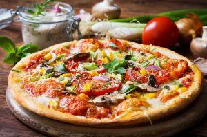 Gesunde Pizza: Schnell und einfach selbst zubereitet