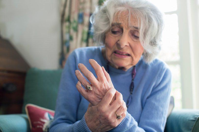 Homöopathie bei Arthrose