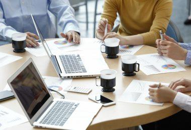 Bürokommunikation – wenn der Kollege plaudern will