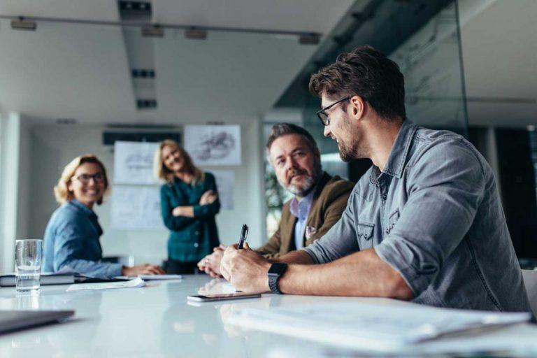 Büroformen der Zukunft