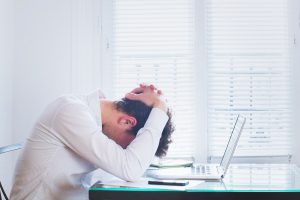 Burnout: Enttäuschung