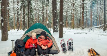 Winter + Camping - passt das zusammen?