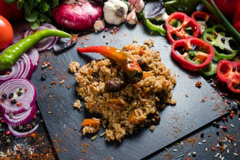 Leckere usbekische Rezepte mit Lammfleisch
