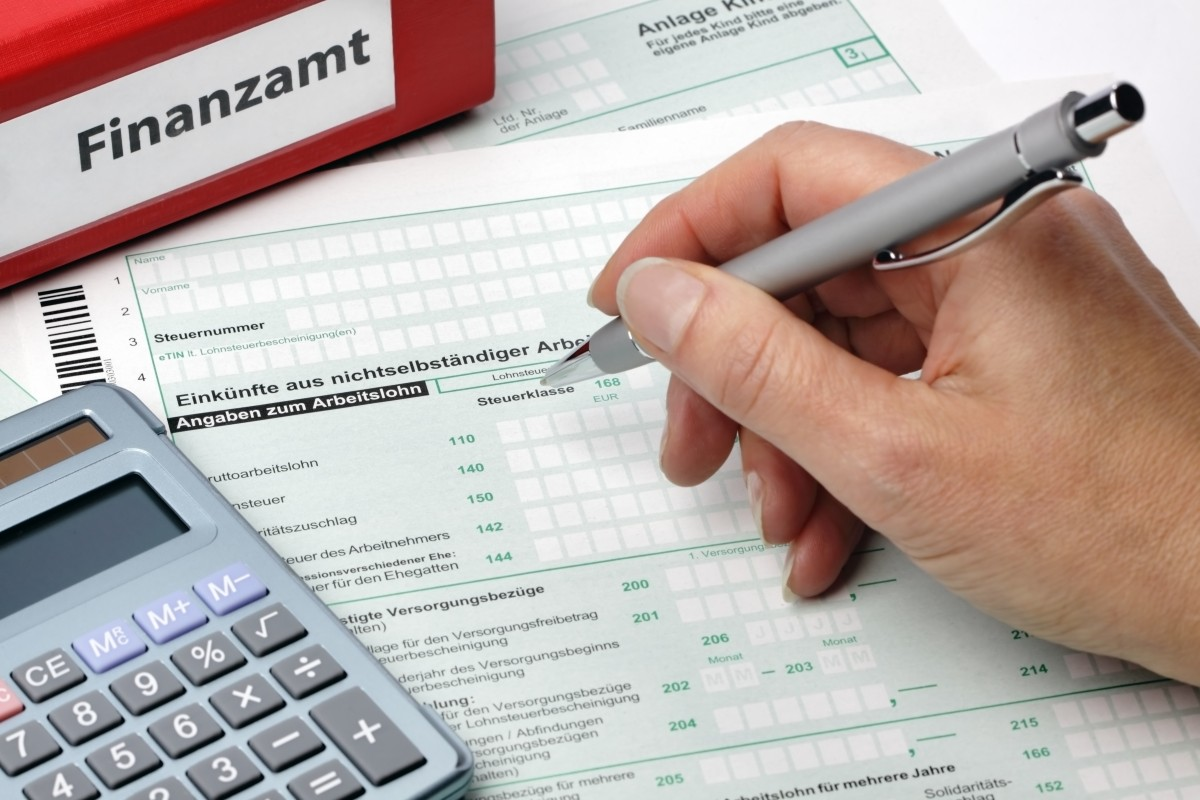 Steuernachzahlung durch Kurzarbeitergeld online berechnen
