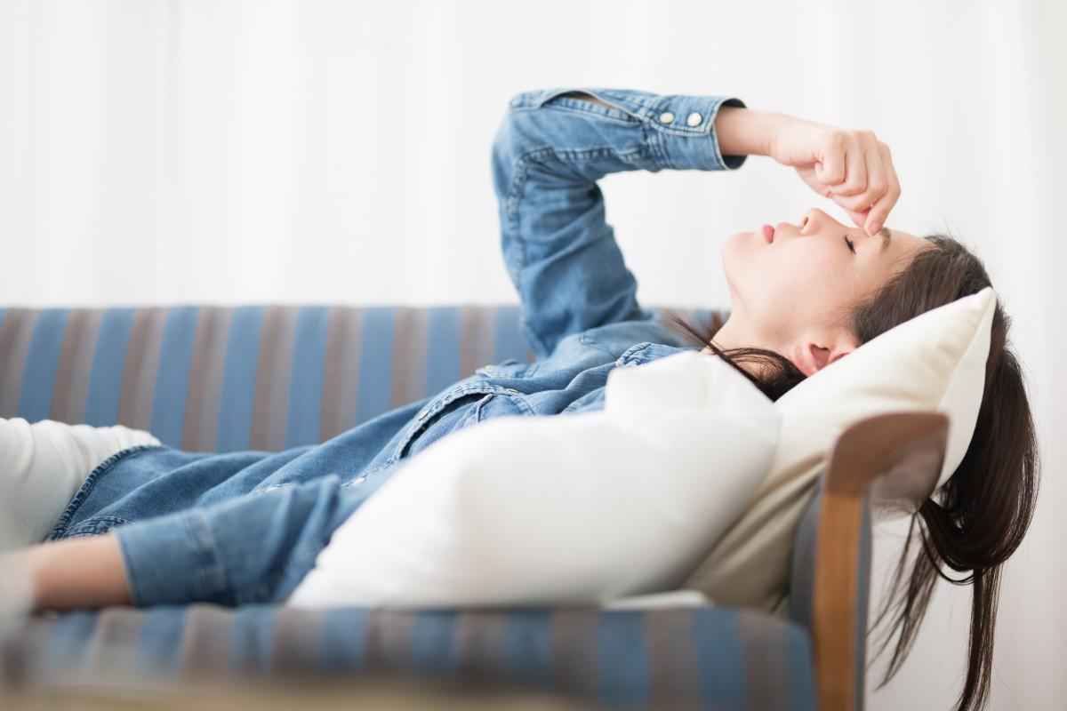 Stress und Sorgen schaden dem Herz