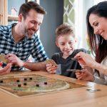 Die neuen Familienspiele sind abwechslungsreich