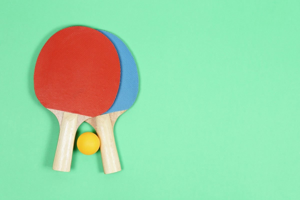 Tischtennisschläger für Anfänger – worauf Sie achten sollten