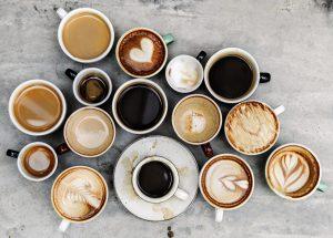 Kennen Sie diese Kaffeespezialitäten?