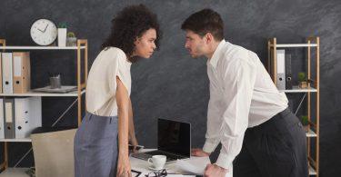 Ärger und Streit im Büro: Das nervt!